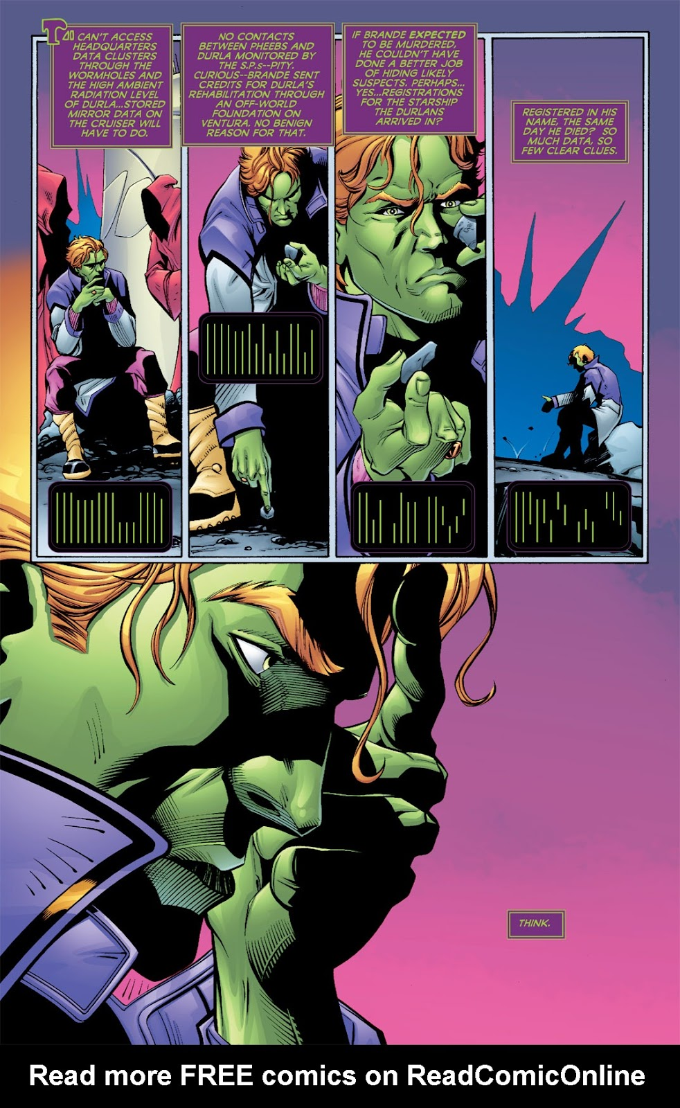 Legion of Super-Heroes (2010) Issue #9 #10 - English 10