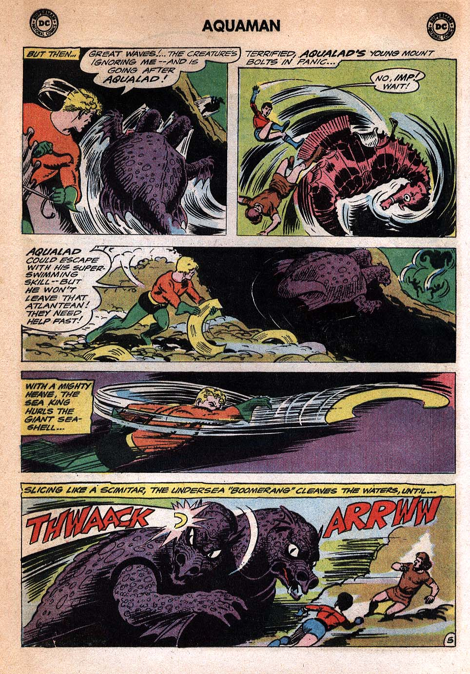 Aquaman (1962) Issue #20 #20 - English 8