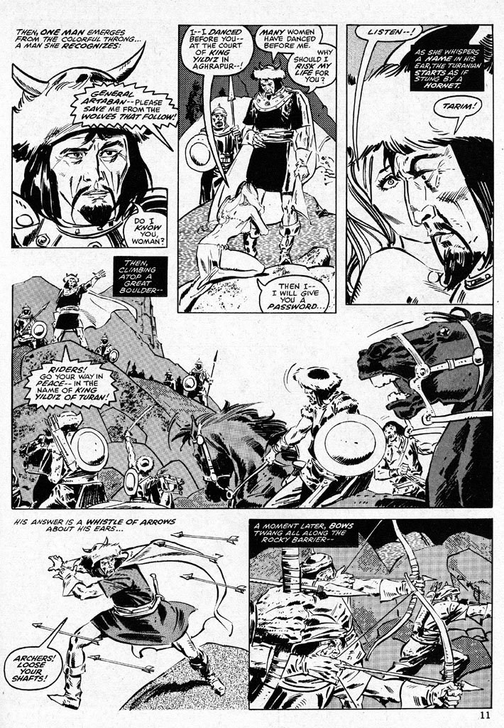 The Savage Sword Of Conan Issue #38 #39 - English 11