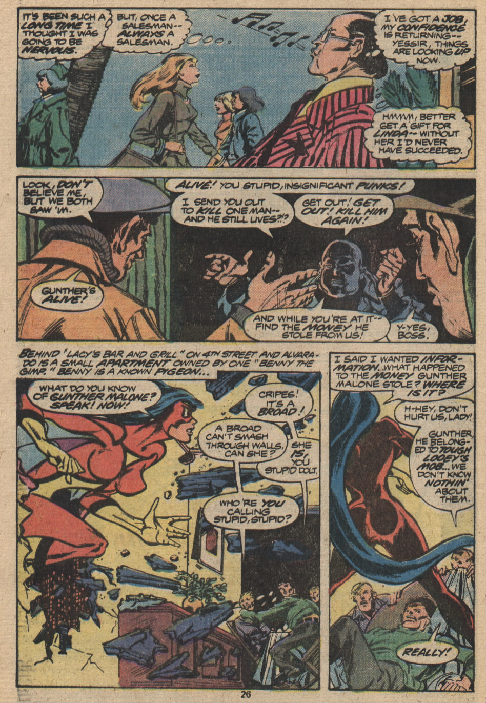 Spider-Woman (1978) Issue #8 #8 - English 15