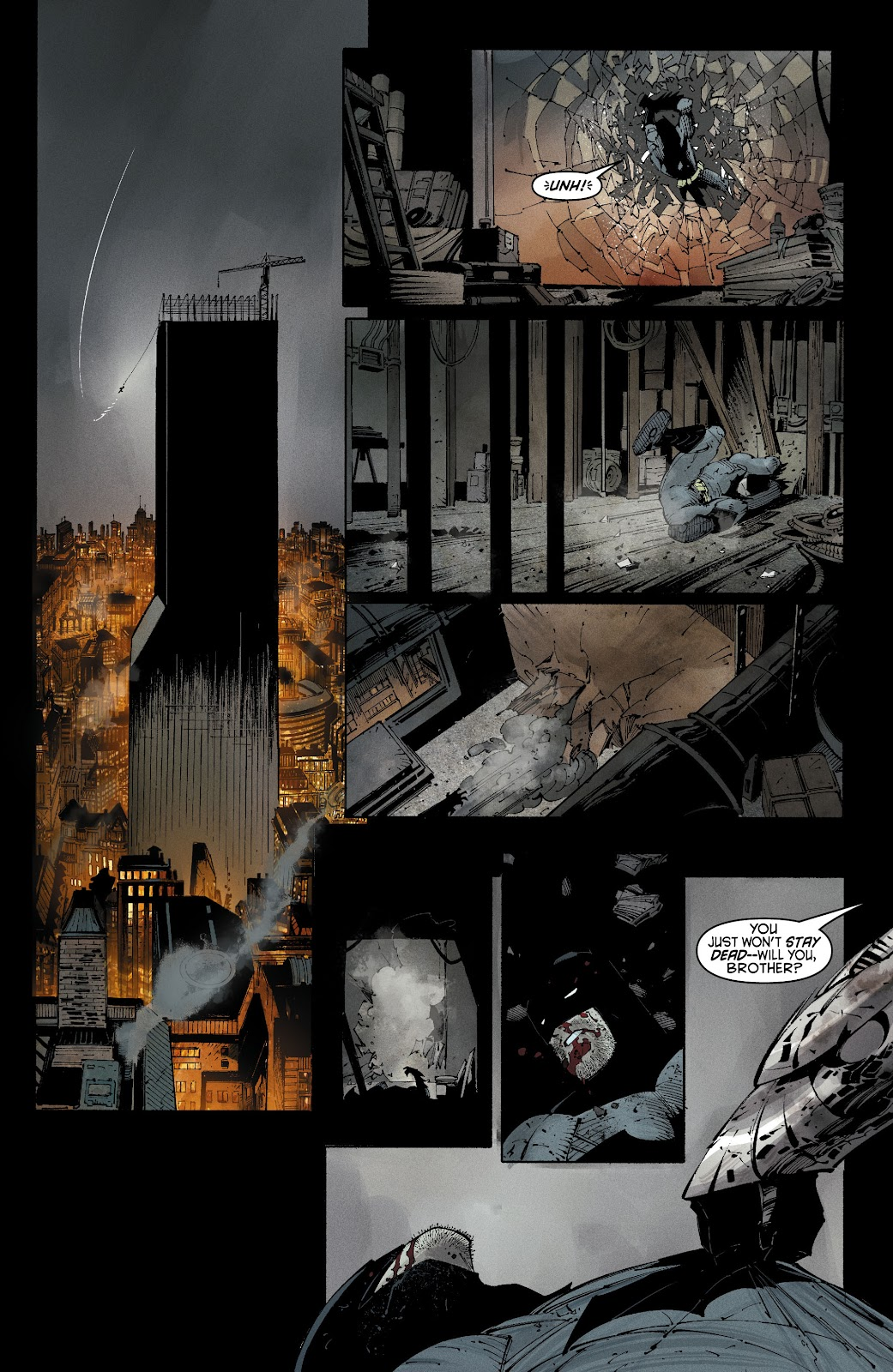 Batman (2011) Issue #11 #26 - English 14