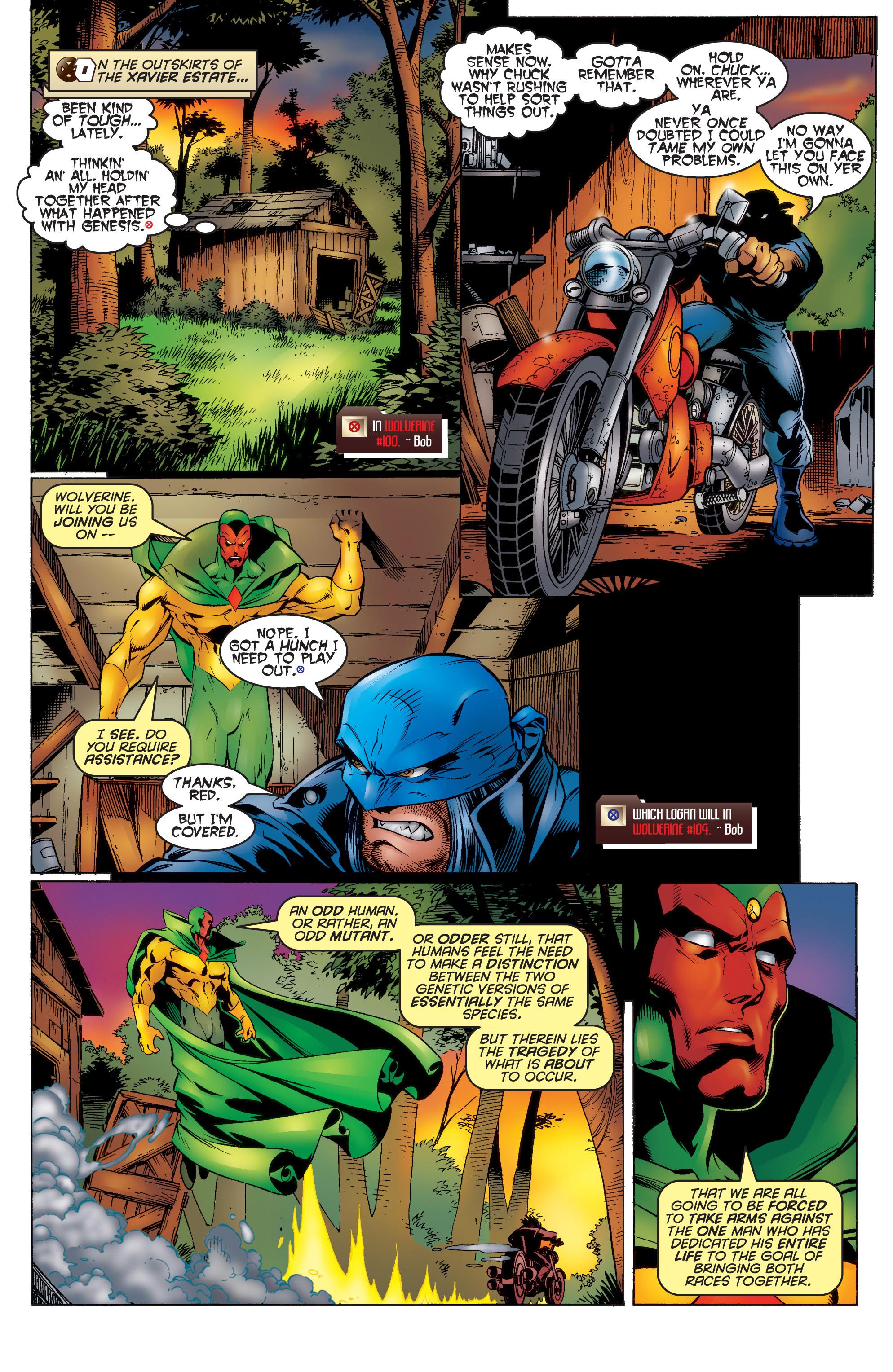 Uncanny X-Men (1963) 335 Page 18