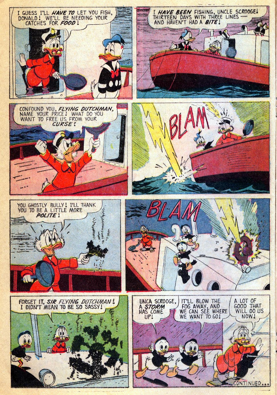 Uncle Scrooge (1953) Issue #87 #87 - English 15