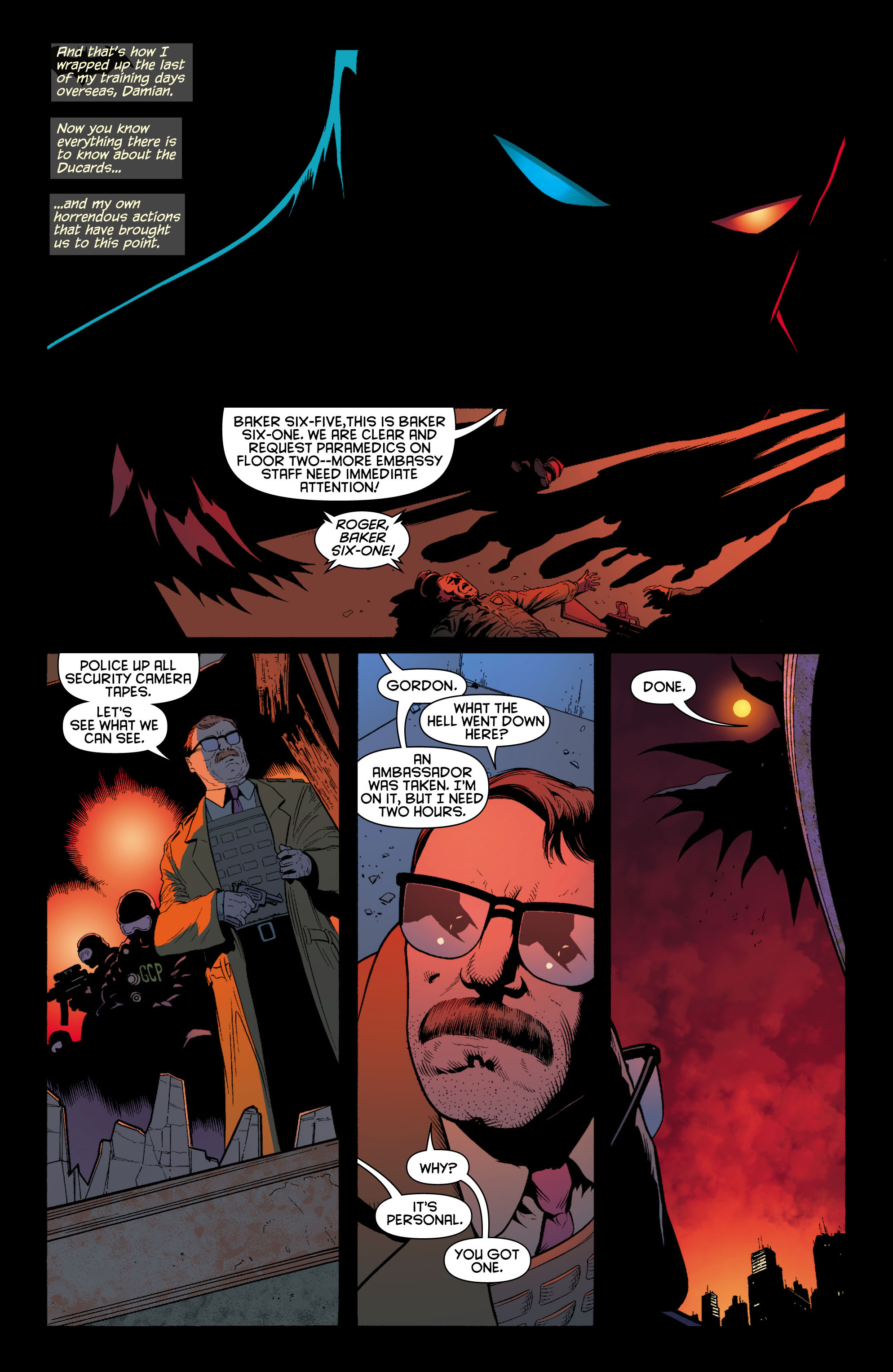 Batman and Robin (2011) chap 1 pic 125