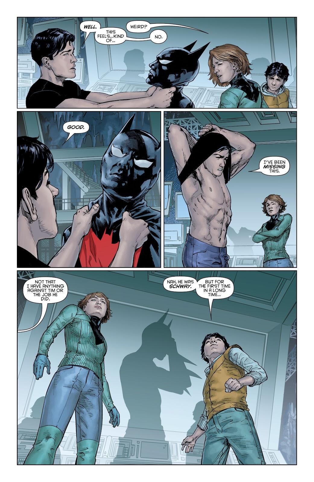 Batman Beyond (2015) Issue #16 #16 - English 20