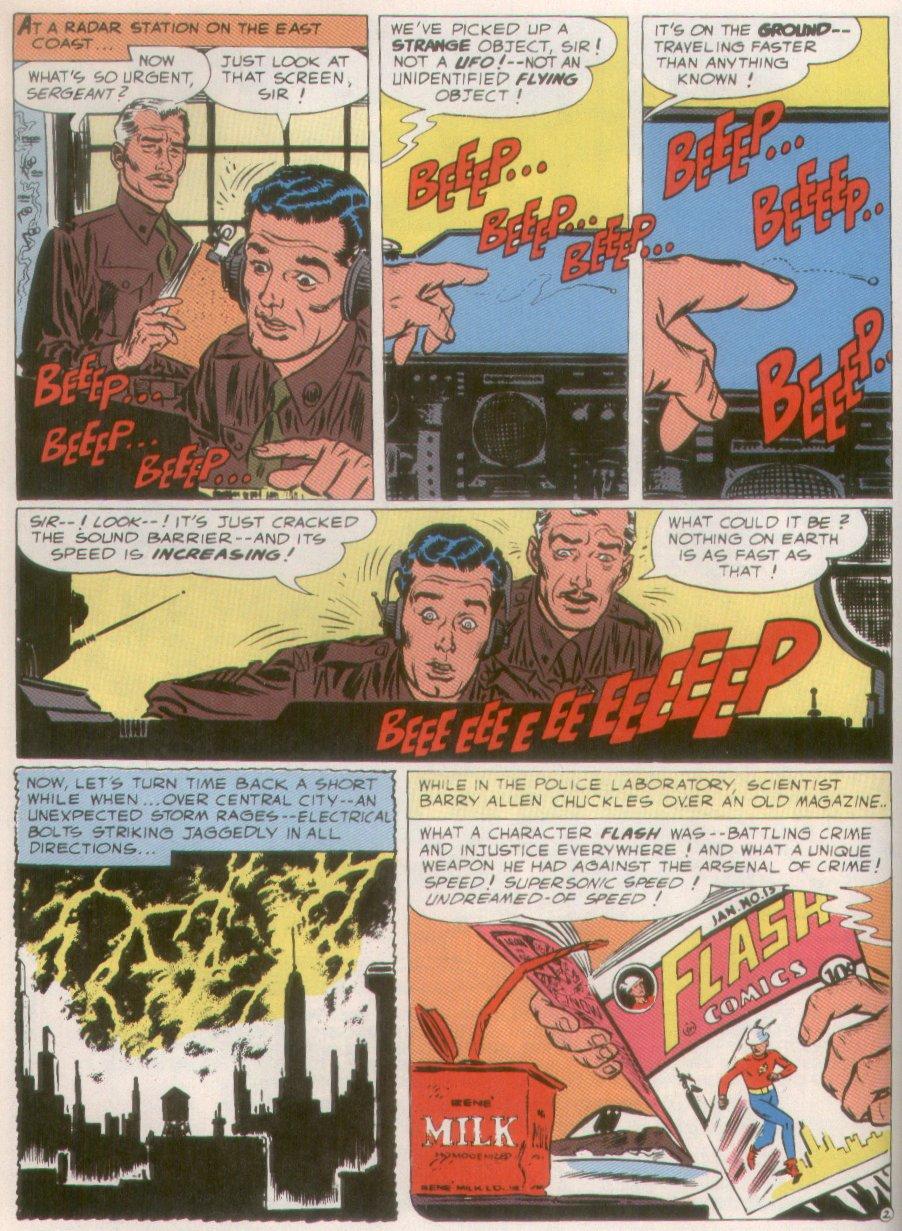 Read online Secret Origins (1961) comic -  Issue # Full - 62