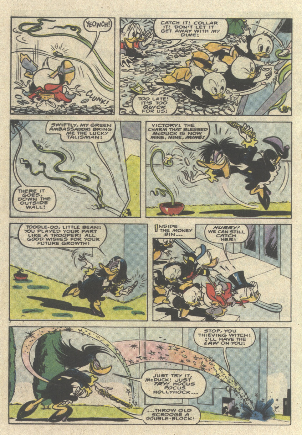 Uncle Scrooge (1953) Issue #221 #221 - English 16