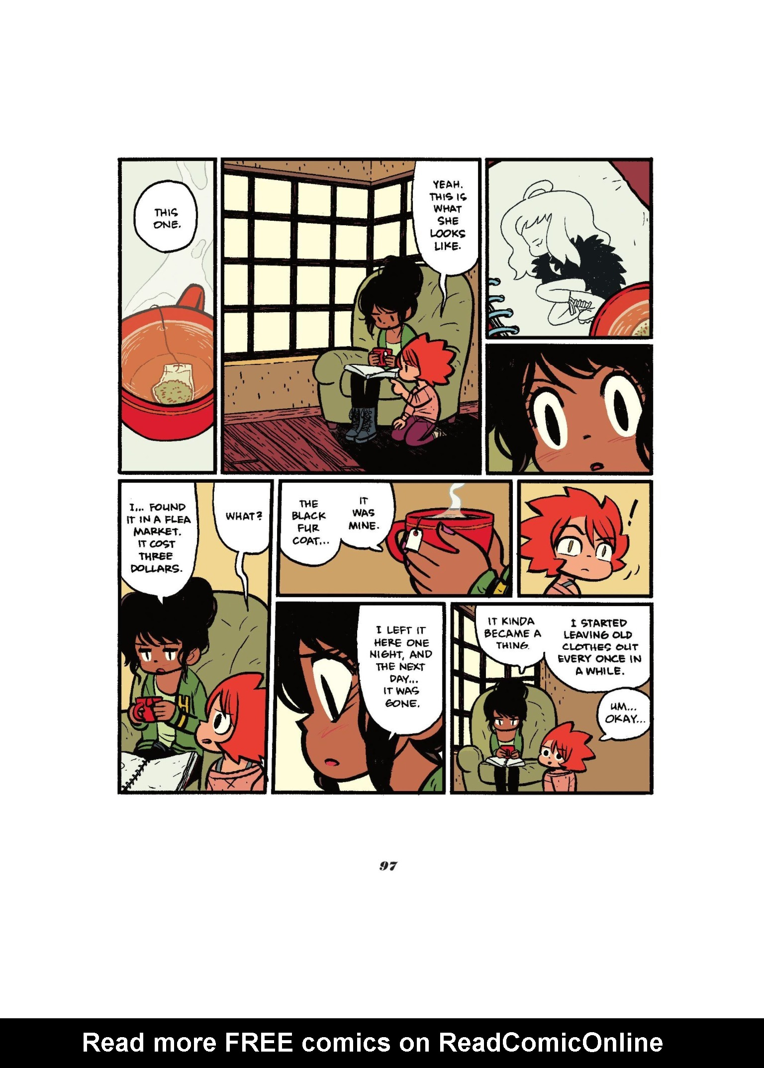 Read online Seconds comic -  Issue # Full - 99