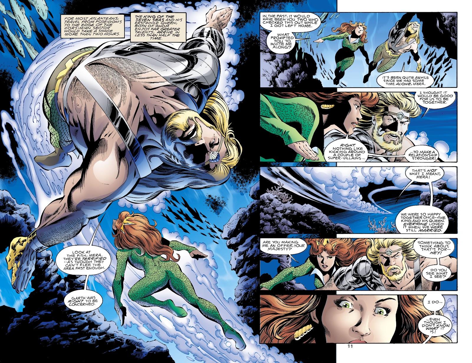 Aquaman (1994) Issue #71 #77 - English 11