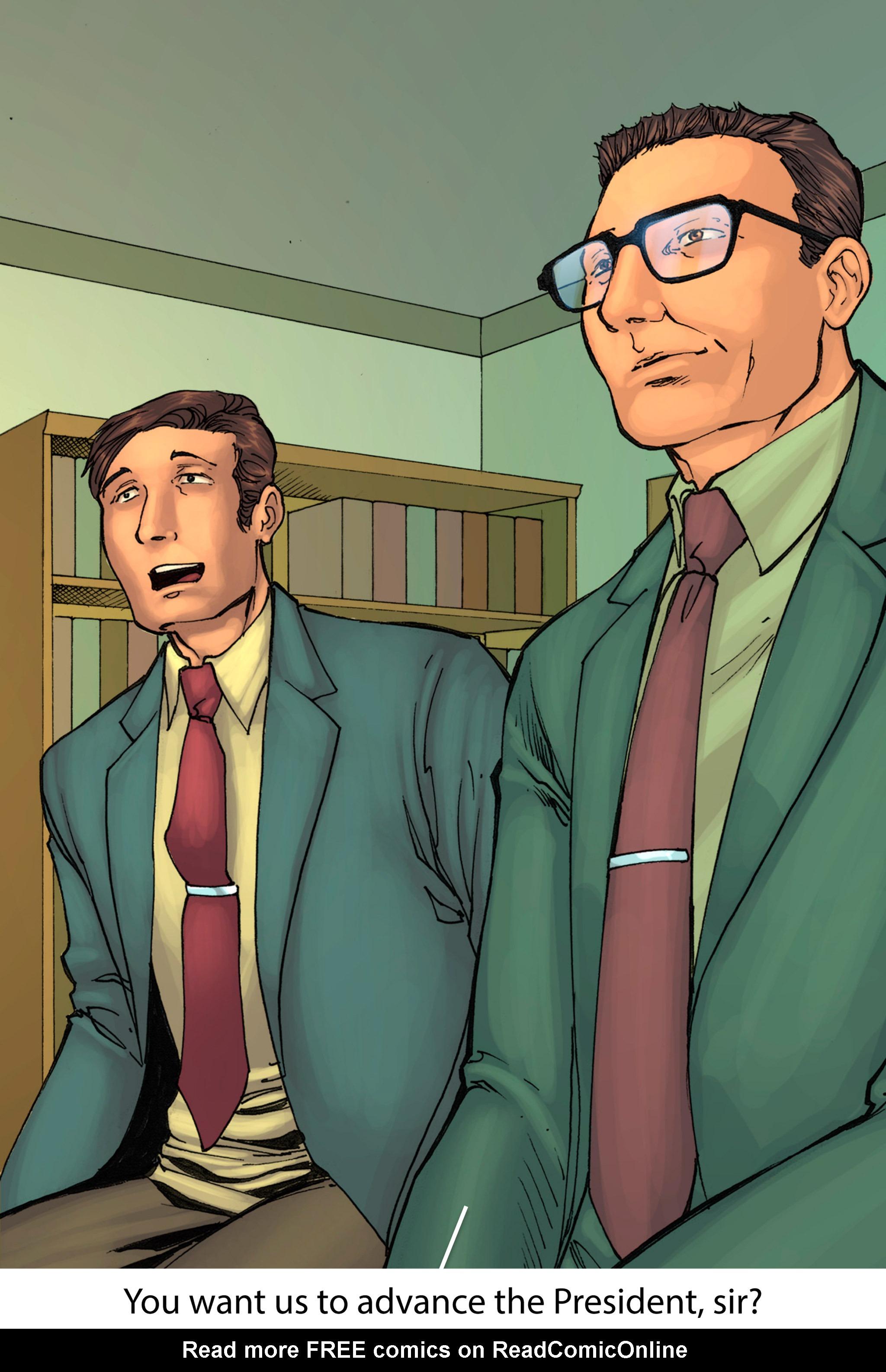 Read online Z-Men comic -  Issue #1 - 84
