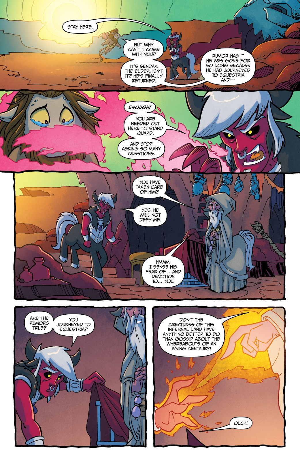 My Little Pony: Fiendship is Magic Issue #2 #2 - English 6