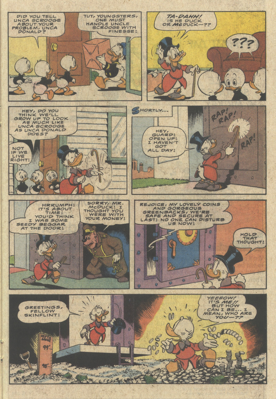 Uncle Scrooge (1953) Issue #230 #230 - English 25