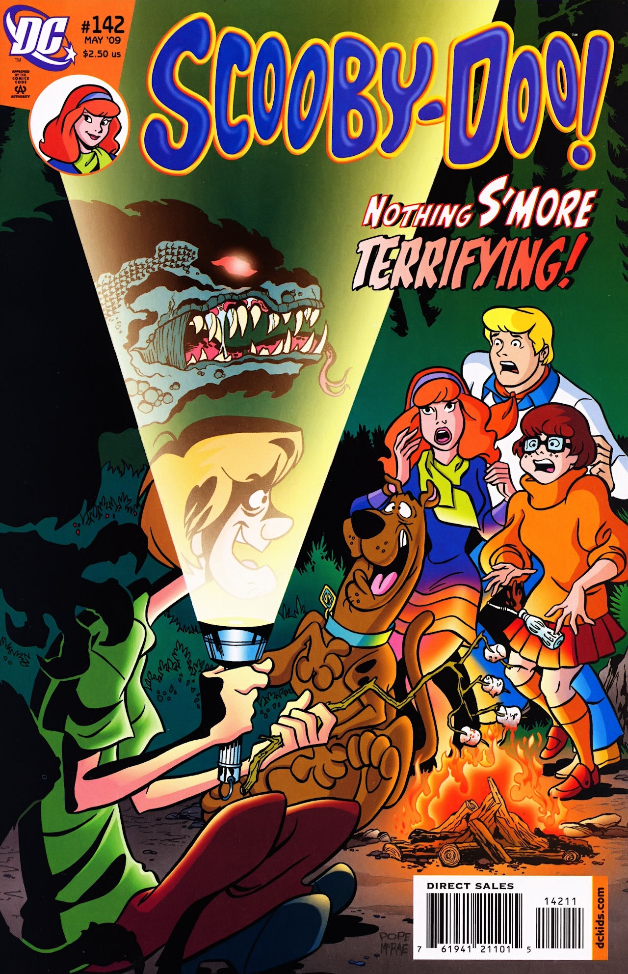 Read online Scooby-Doo (1997) comic -  Issue #142 - 1