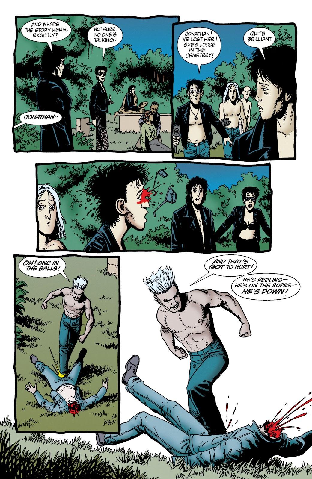 Preacher Issue #33 #42 - English 5