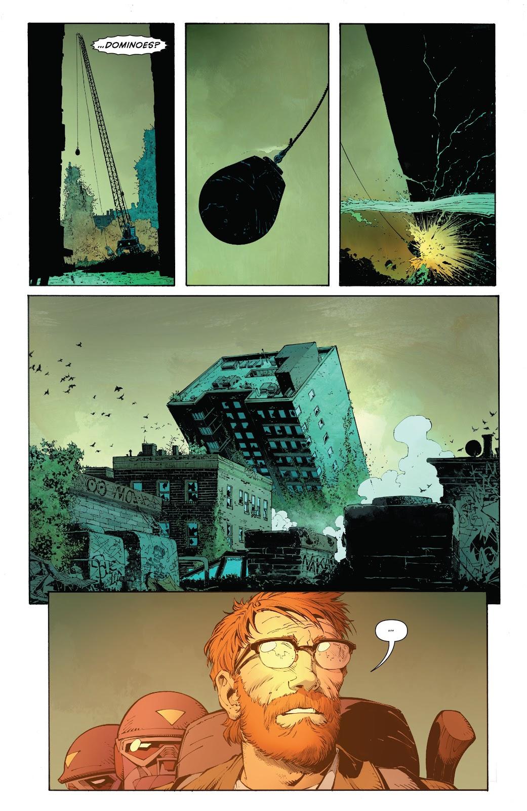 Batman (2011) Issue #30 #49 - English 19