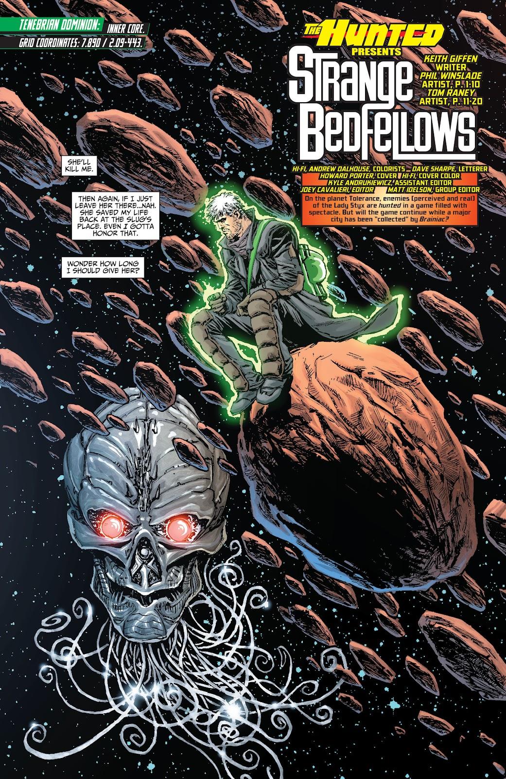 Threshold (2013) Issue #6 #6 - English 2