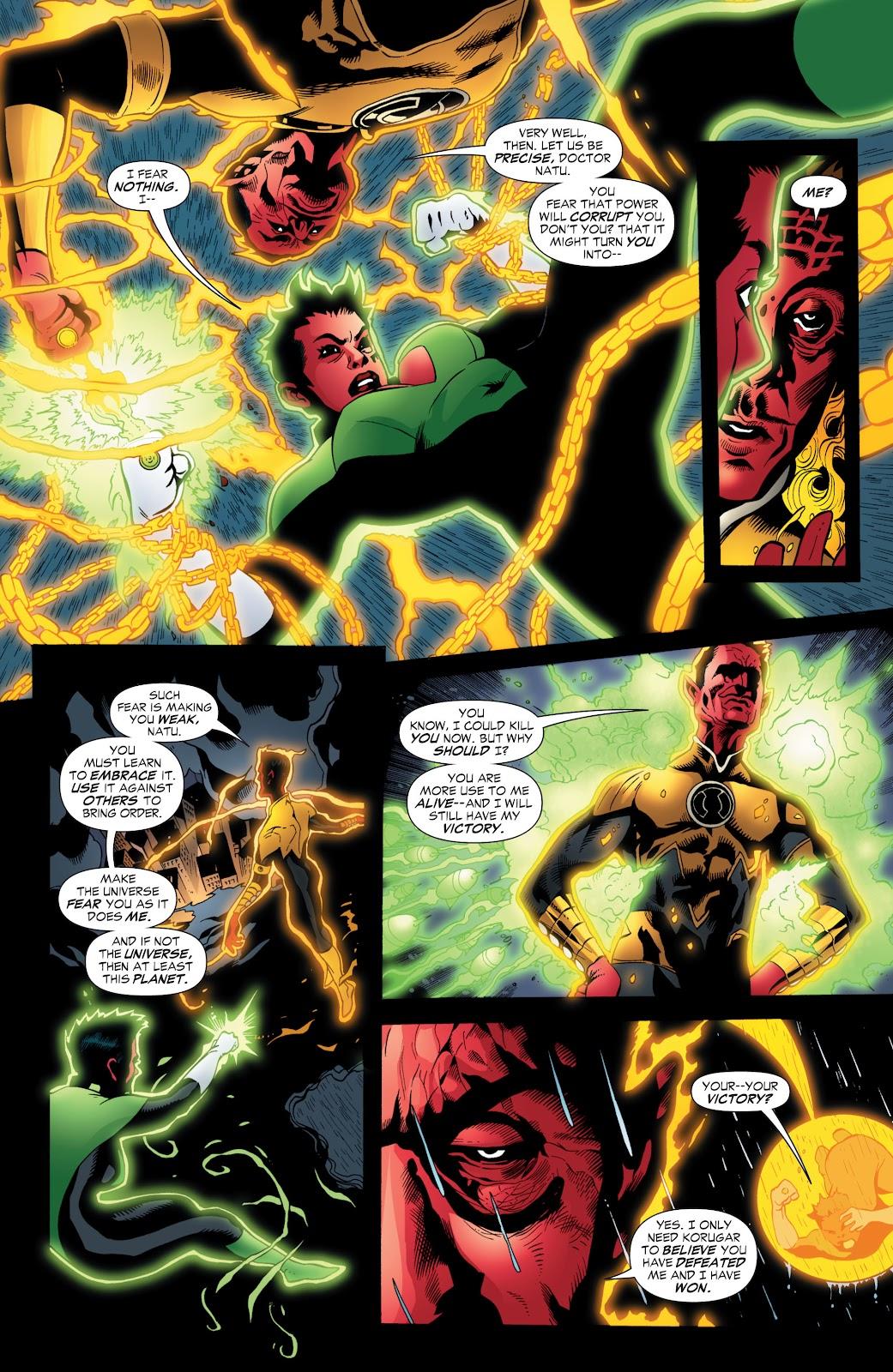 Green Lantern: The Sinestro Corps War Full #1 - English 84
