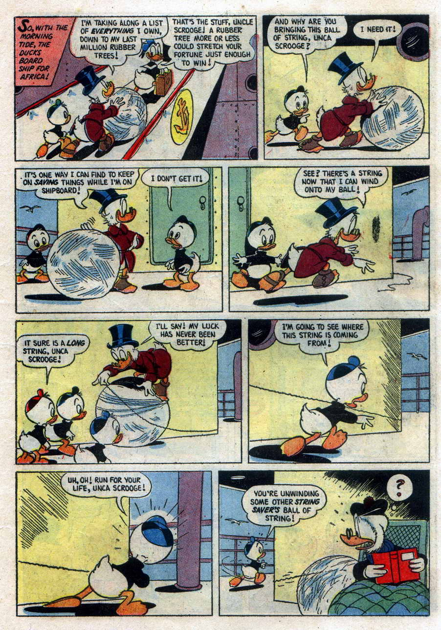 Uncle Scrooge (1953) Issue #15 #15 - English 7