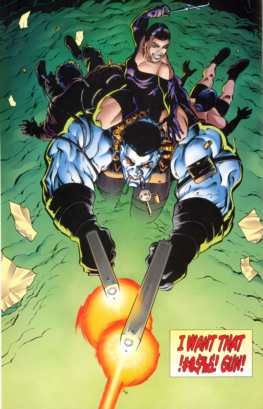 Read online Bloodshot (1993) comic -  Issue #49 - 19
