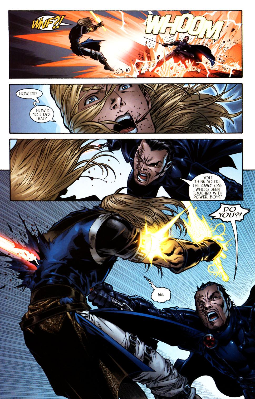 Read online Scion comic -  Issue #13 - 21