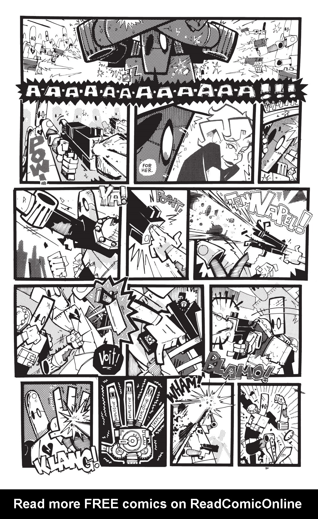Read online Scud: The Disposable Assassin: The Whole Shebang comic -  Issue # TPB (Part 4) - 76