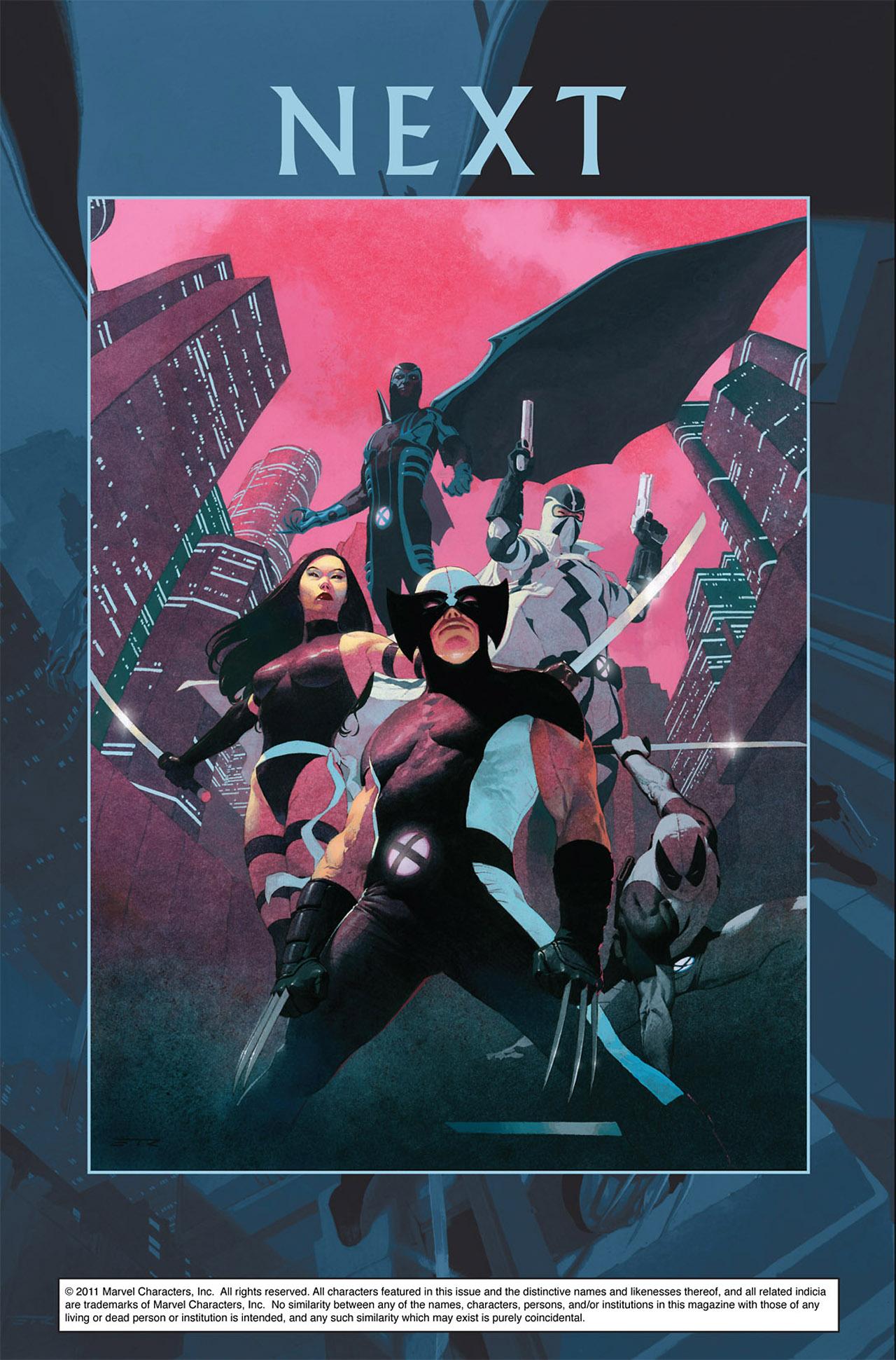 Uncanny X-Force (2010) #1 #37 - English 32