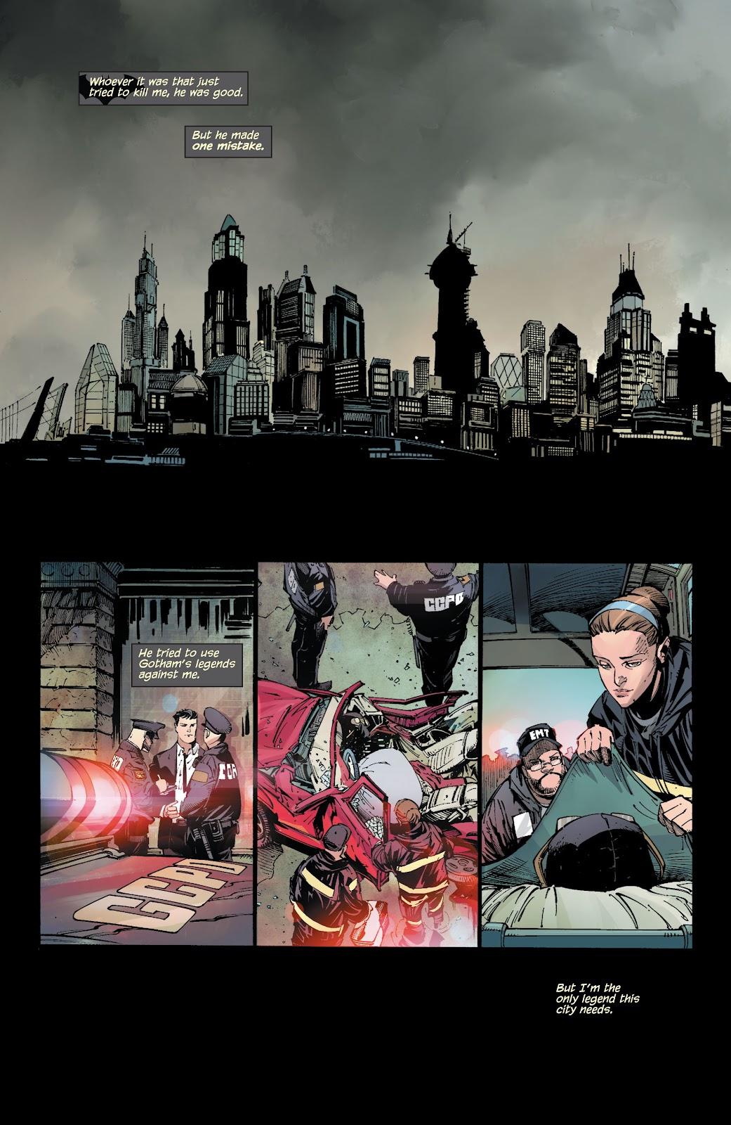 Batman (2011) Issue #2 #17 - English 22