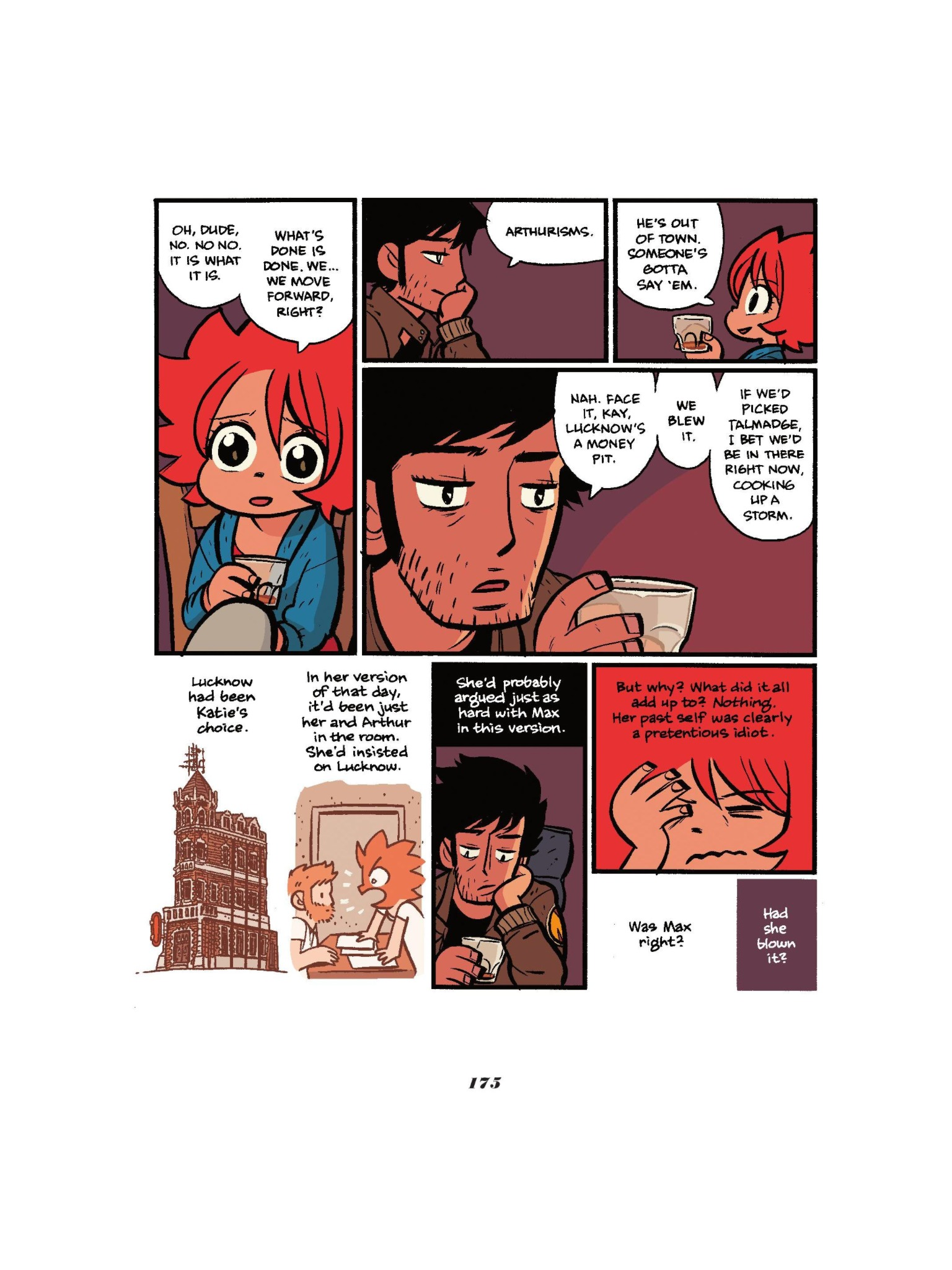 Read online Seconds comic -  Issue # Full - 176