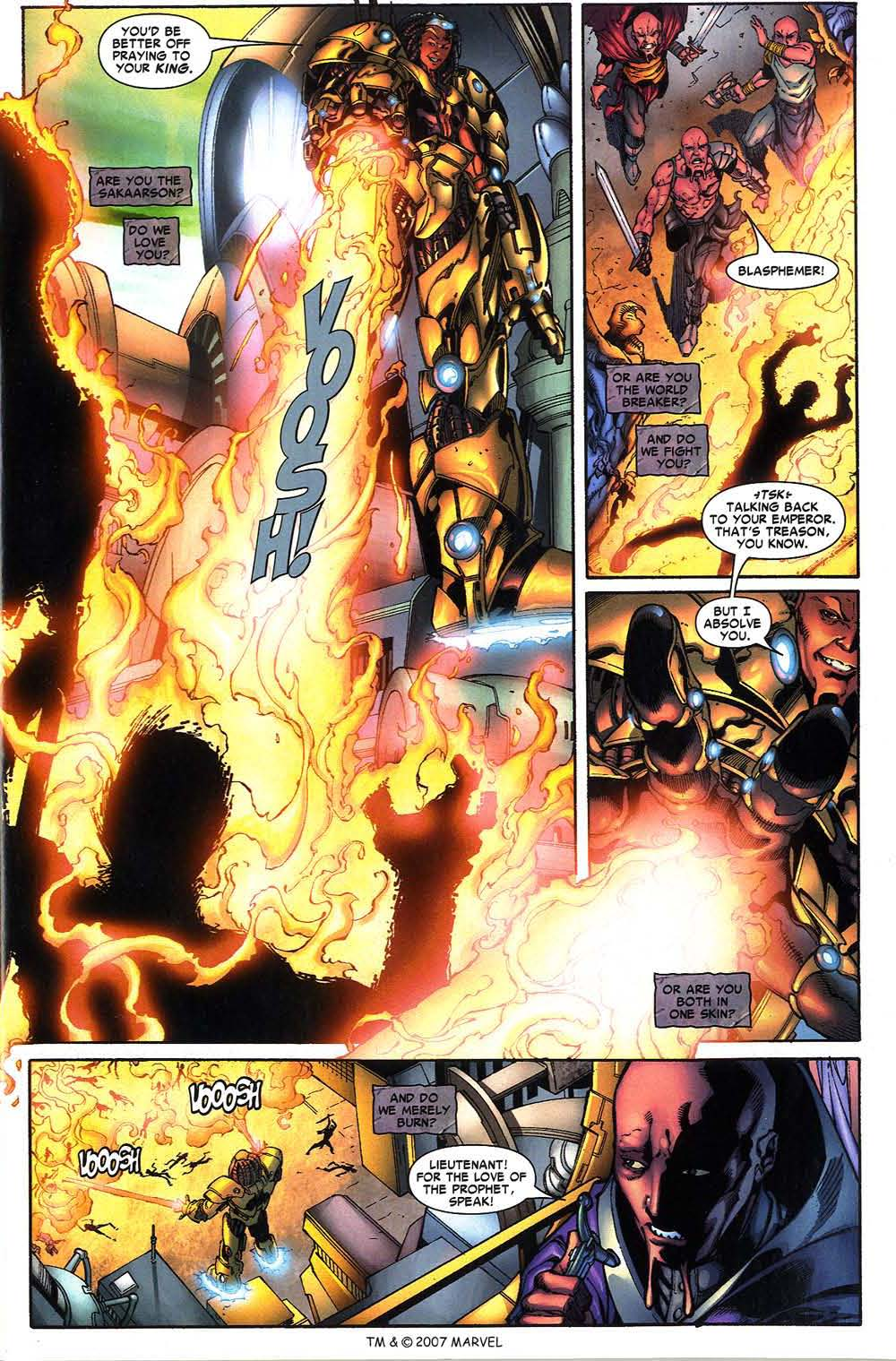 Read online The Incredible Hulk (2000) comic -  Issue #97 - 5