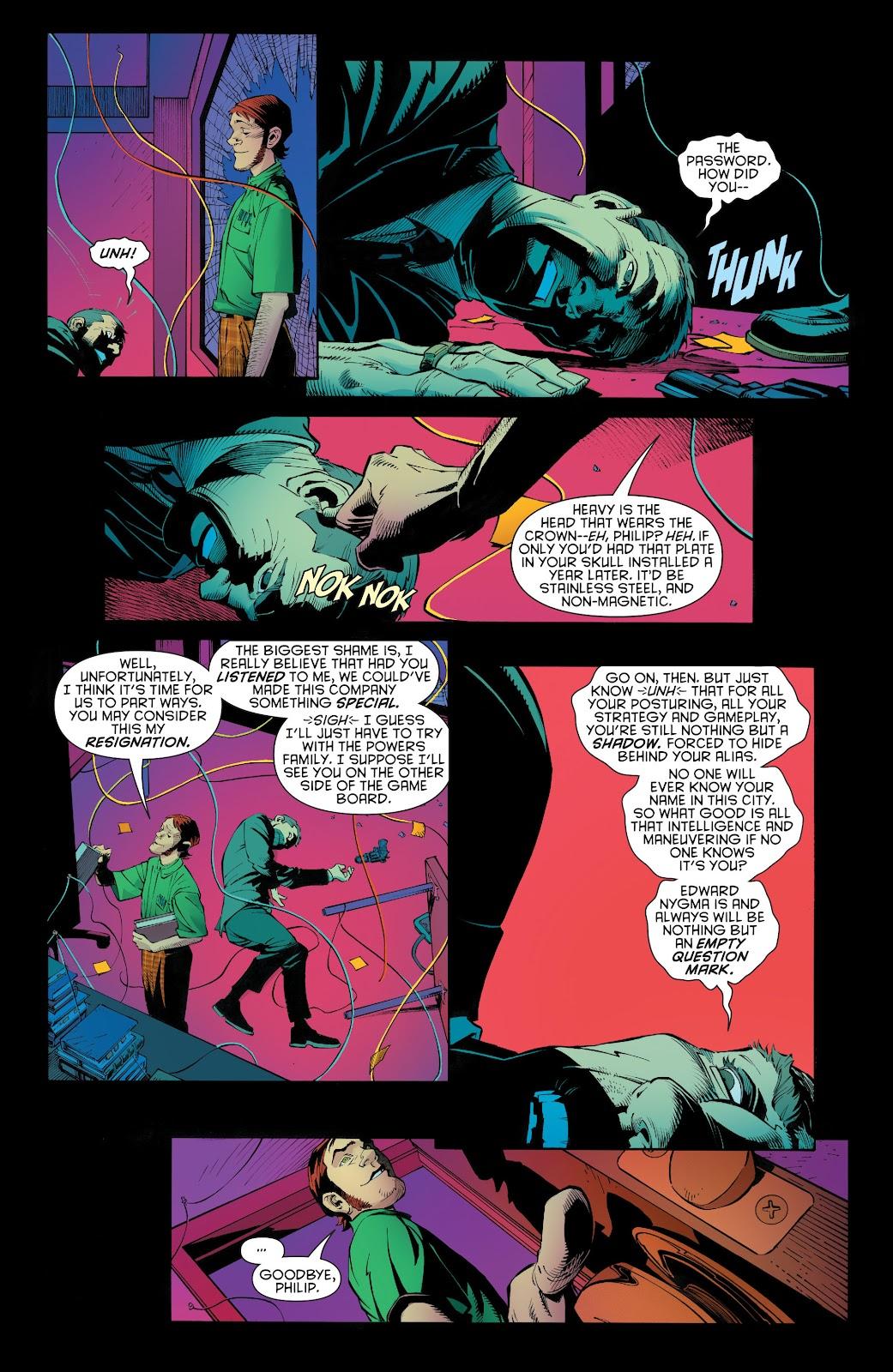 Batman (2011) Issue #23 #38 - English 14