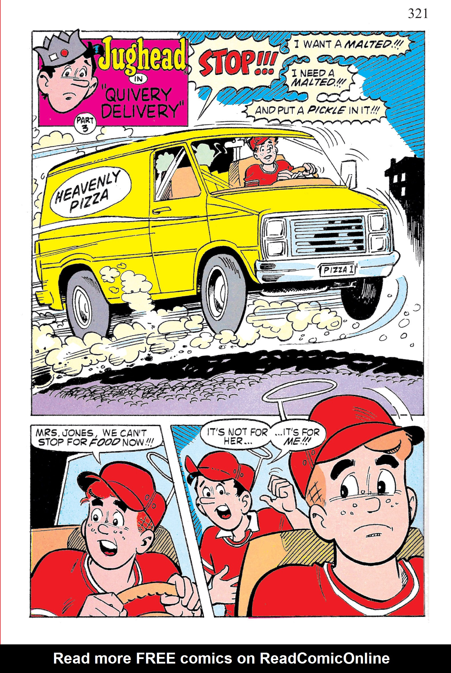 Read online The Best of Archie Comics comic -  Issue # TPB 1 (Part 2) - 92