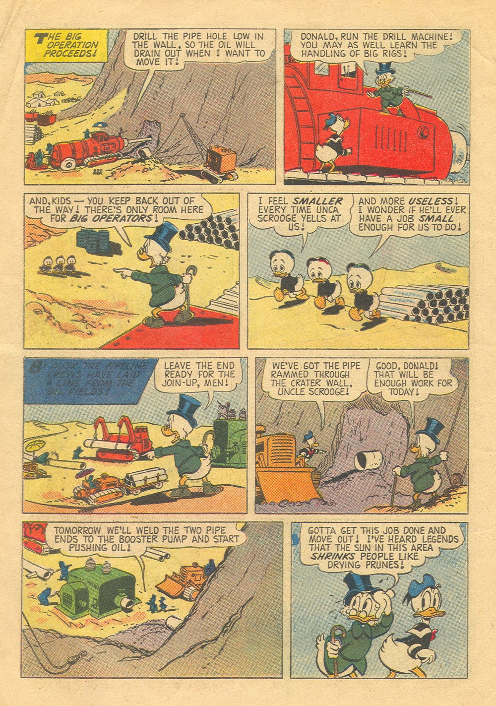 Uncle Scrooge (1953) Issue #30 #30 - English 6