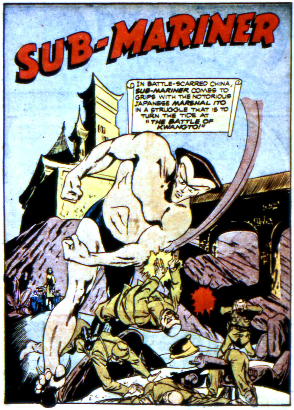 Sub-Mariner Comics Issue #12 #12 - English 28