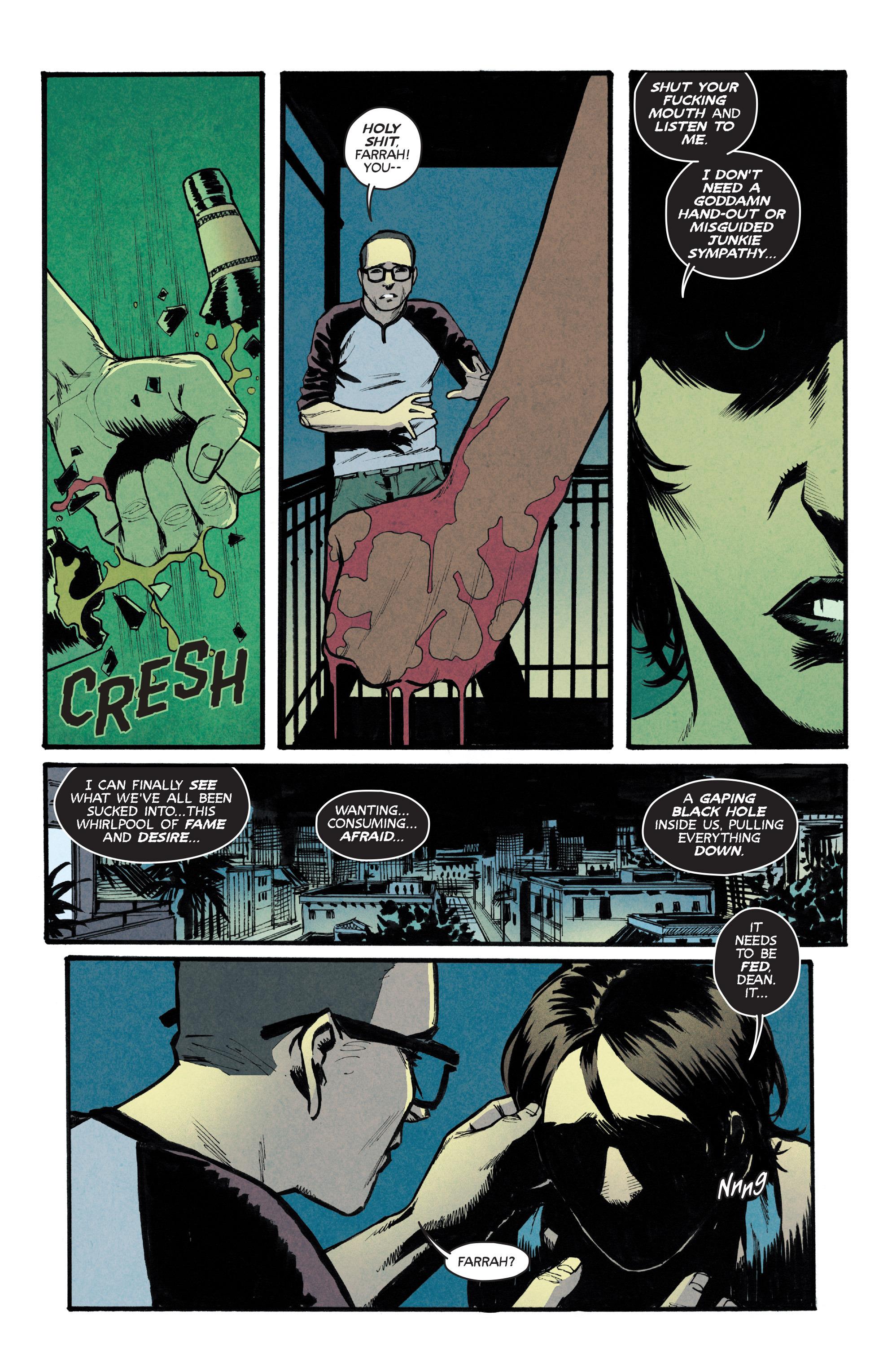Read online Glitterbomb comic -  Issue #2 - 19