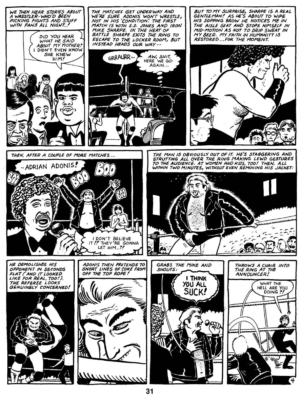 Love and Rockets (1982) Issue #16 #15 - English 33