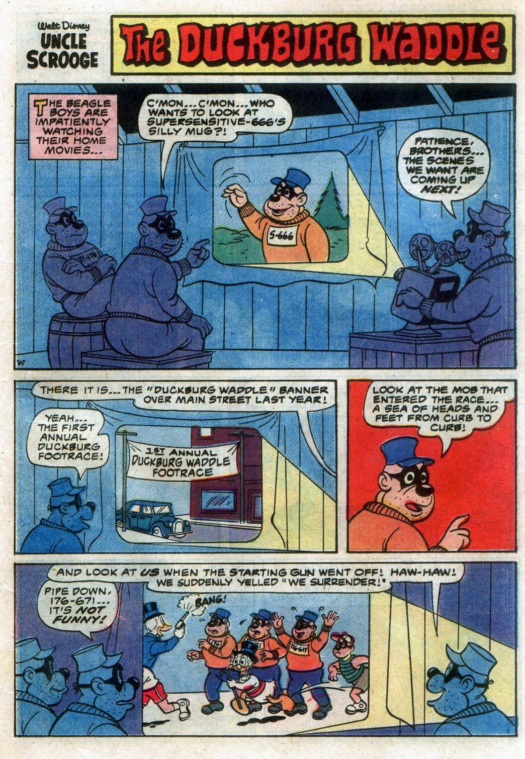 Uncle Scrooge (1953) Issue #182 #182 - English 25