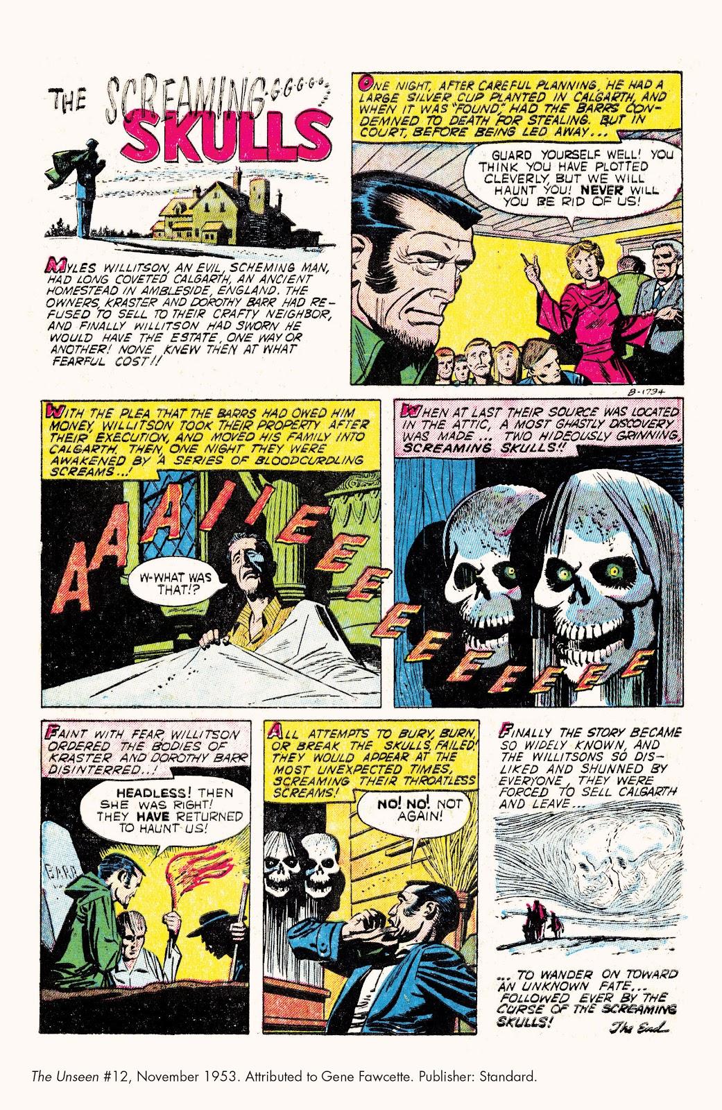 Haunted Horror Issue #13 #13 - English 19