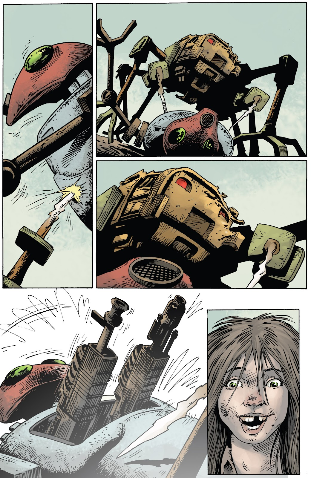 Zombies vs Robots (2015) Issue #4 Page 19