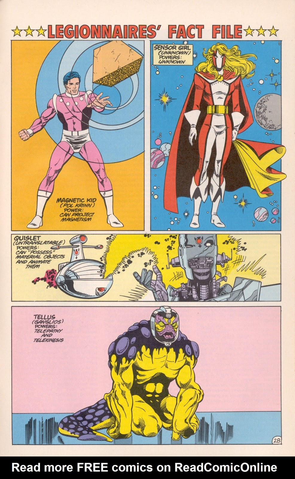 Tales of the Legion Issue #342 #29 - English 29
