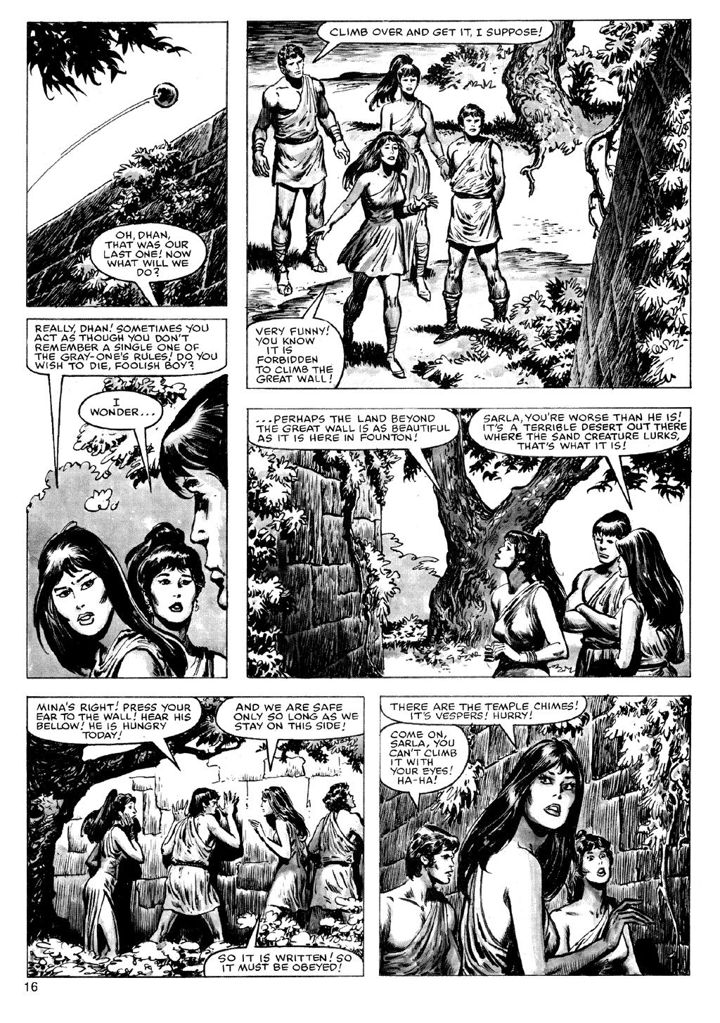 Of Conan  #164 - English 16