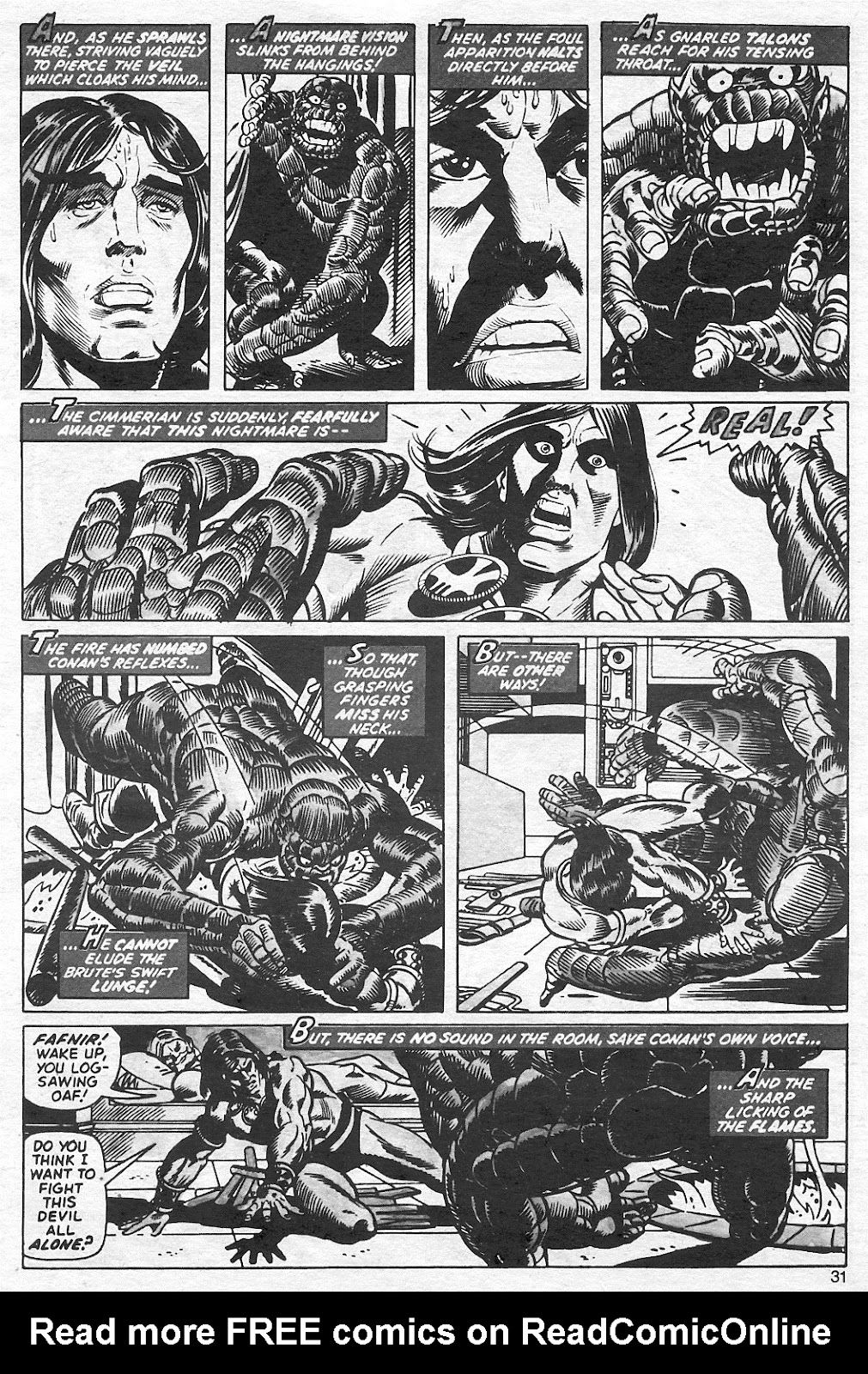 The Savage Sword Of Conan Issue #13 #14 - English 31