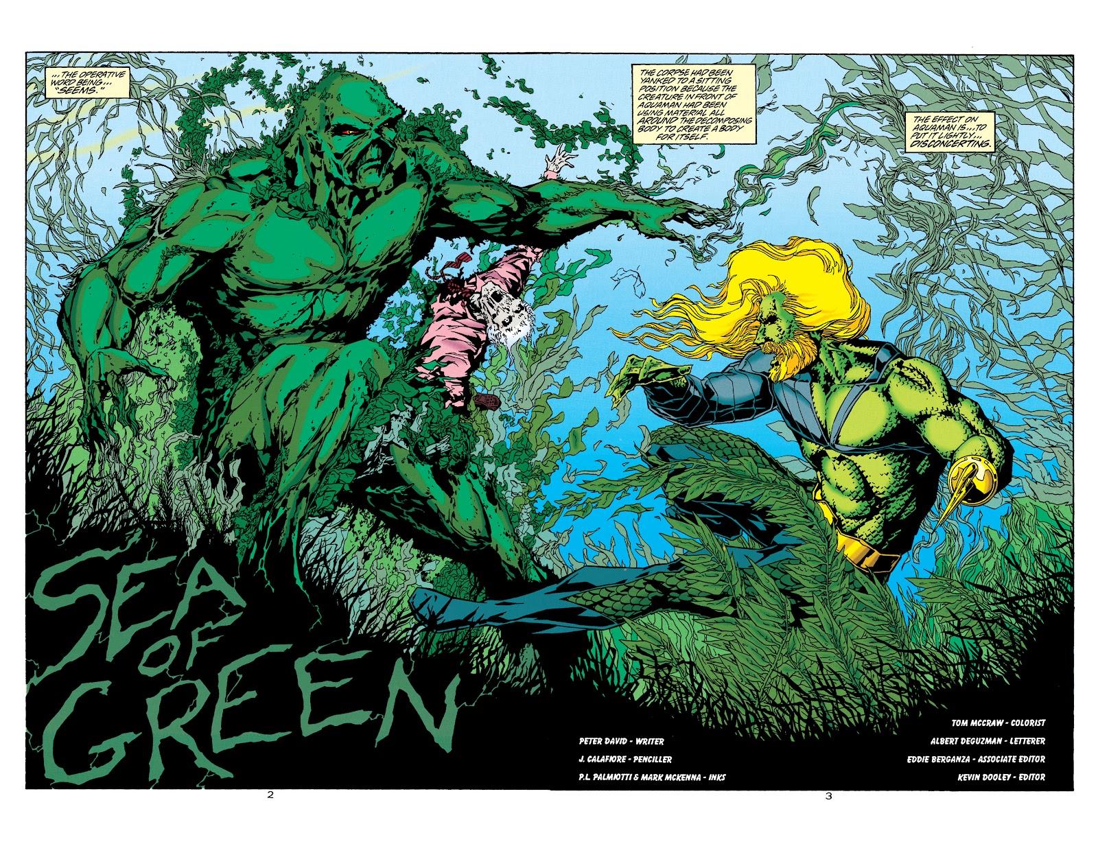 Aquaman (1994) Issue #32 #38 - English 3