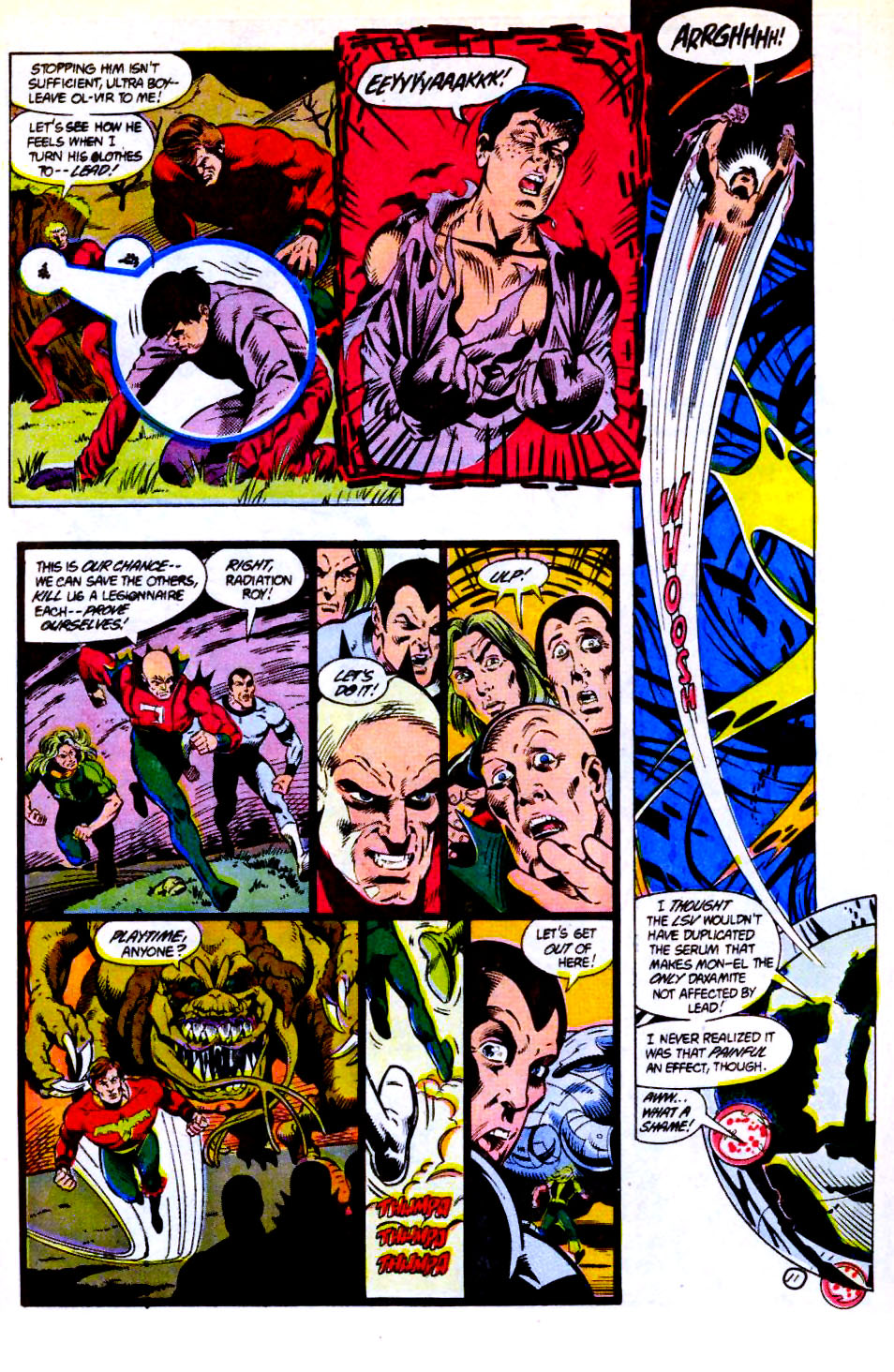 Tales of the Legion Issue #330 #17 - English 12
