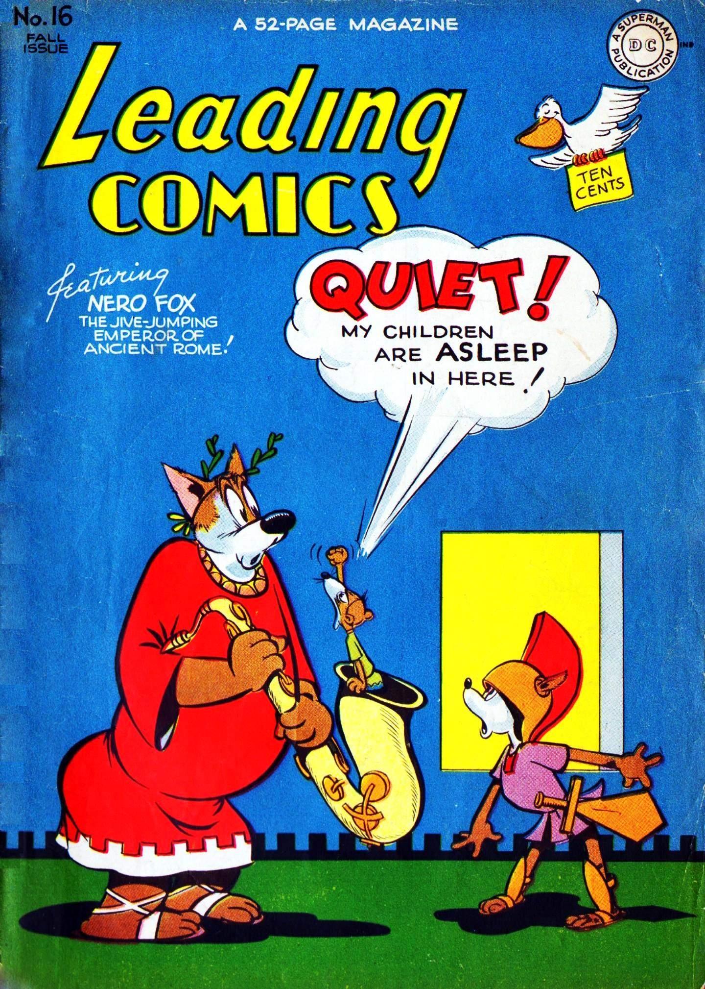 Leading Comics 16 Page 1