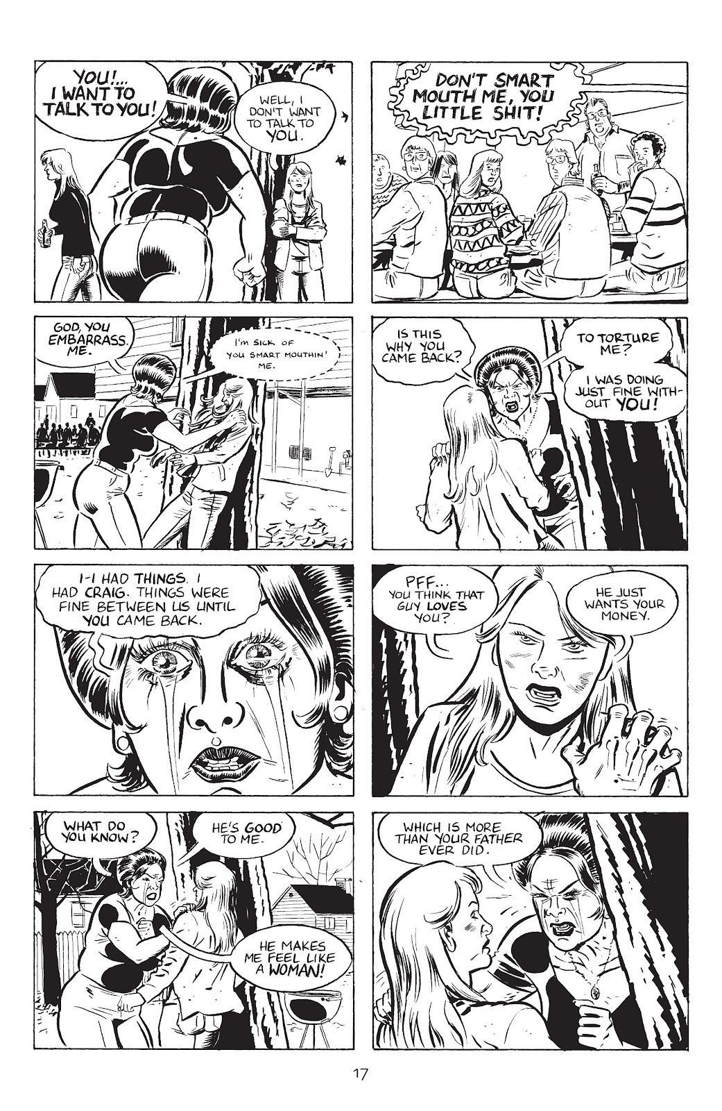 Stray Bullets Issue #36 #36 - English 19