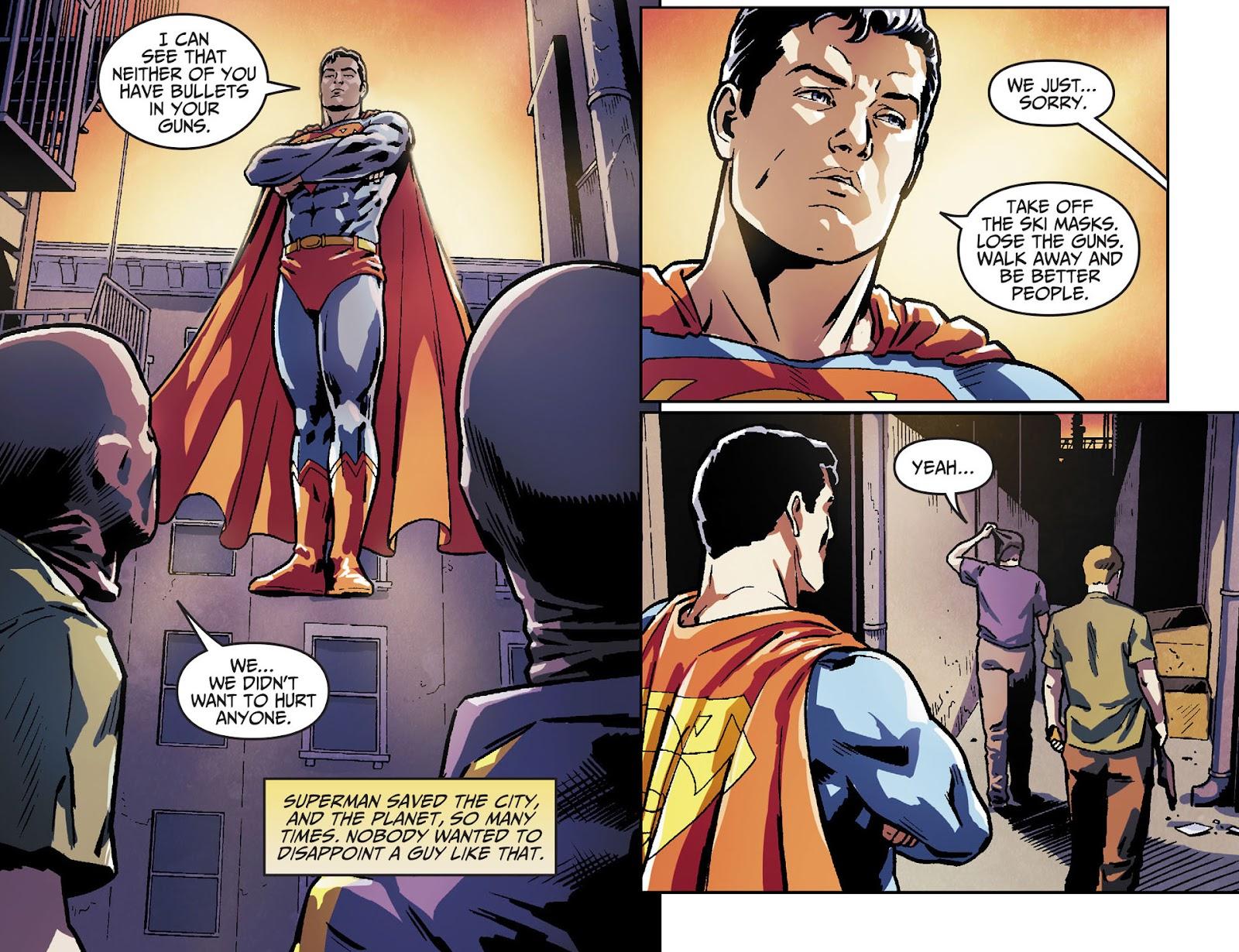 Injustice: Gods Among Us [I] Issue #30 #31 - English 14