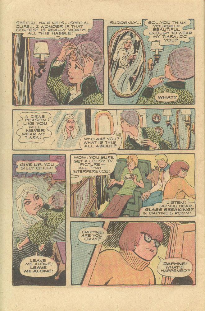 Read online Scooby-Doo... Mystery Comics comic -  Issue #25 - 20