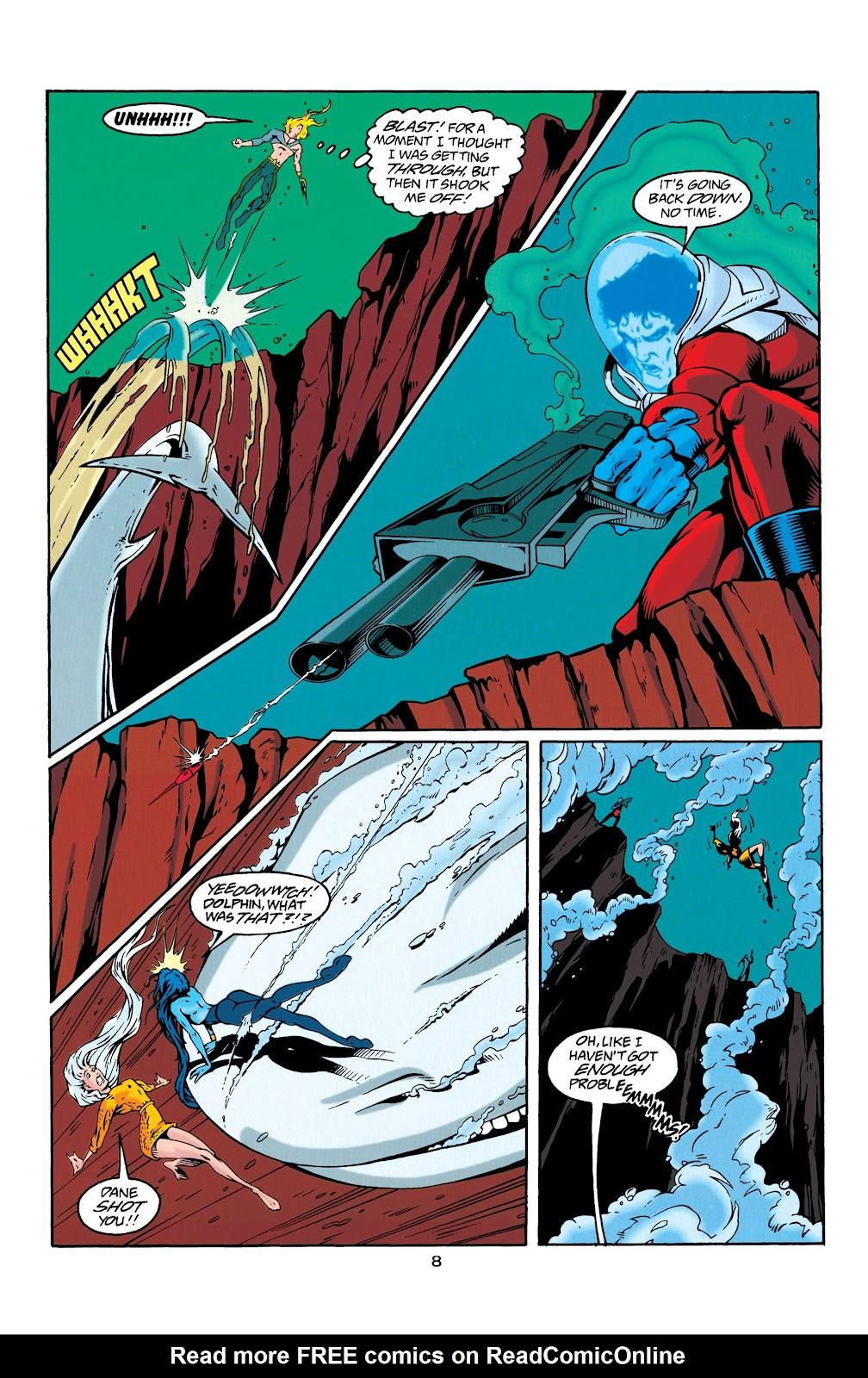 Aquaman (1994) Issue #29 #35 - English 8