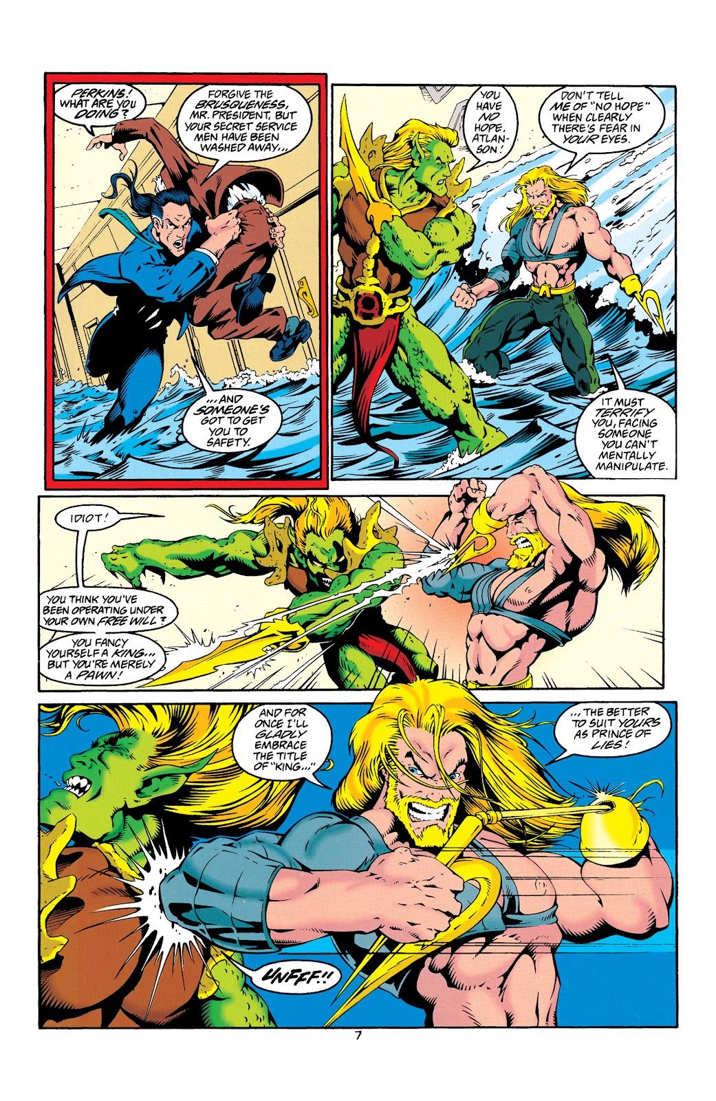 Aquaman (1994) Issue #25 #31 - English 8