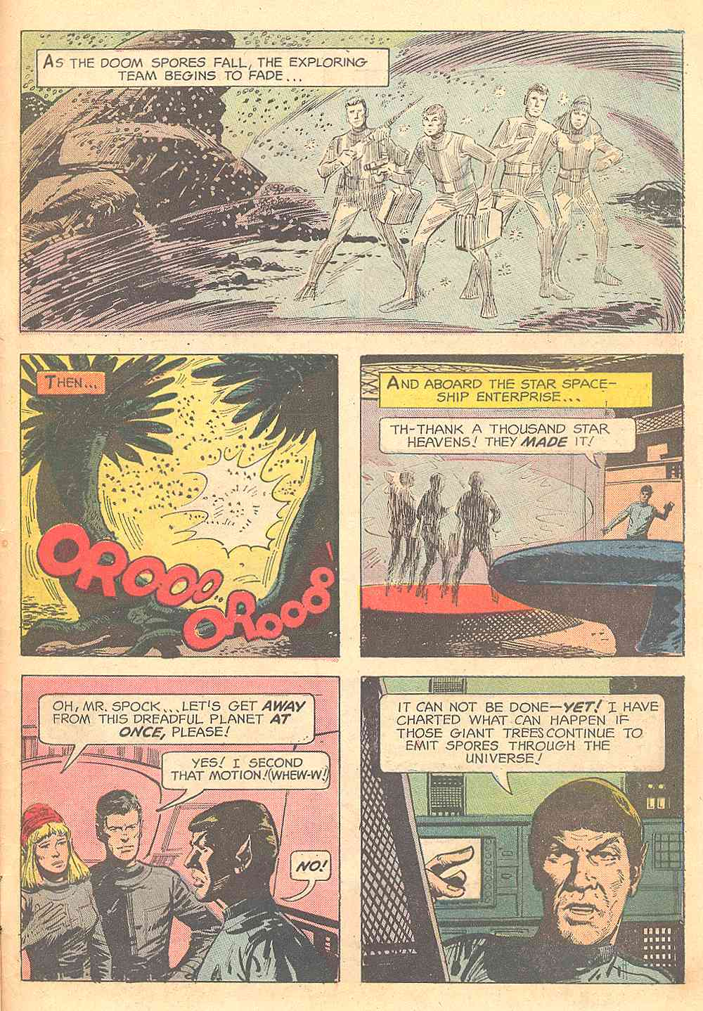 Star Trek (1967) Issue #1 #1 - English 27